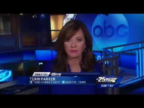 Riviera Beach Police Pursuit Car Accident News Story On 25 WPBF Features Brian LaBovick