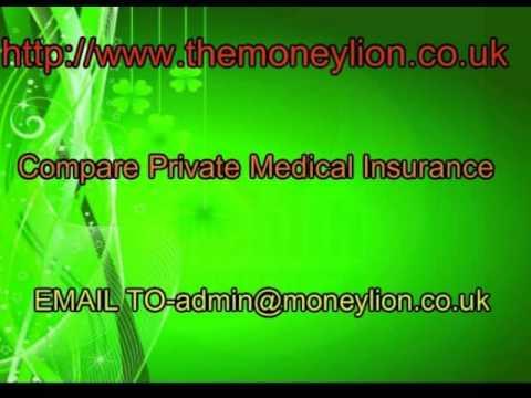 Compare Private Medical Insurance