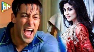 Salman Khan MOST FUNNY   Shah Rukh Khan & Baazigar Memories   Rapid Fire With Shilpa Shetty