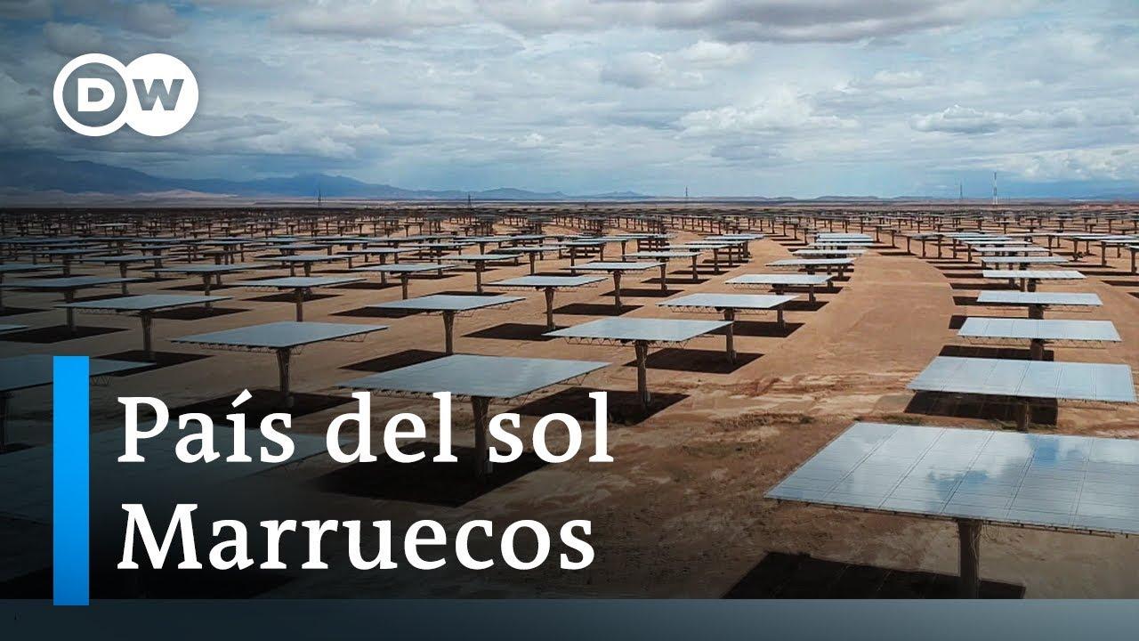 Marruecos y su energía solar   DW Documental