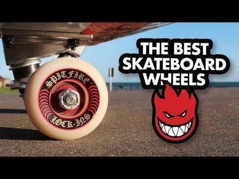 THE BEST SKATEBOARD WHEELS!