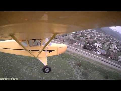 Flyzone Select Scale Supercub #16 keychain camera