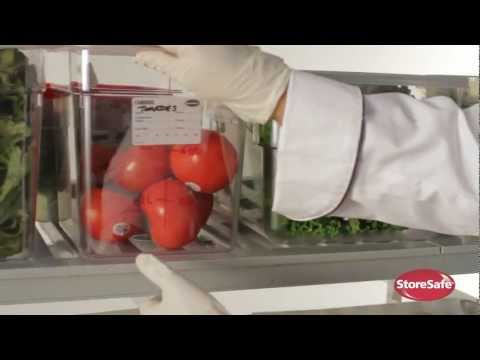 5 Steps to Food Safety: Storage - Cambro StoreSafe