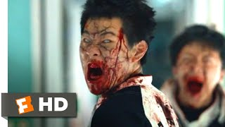 Download Train to Busan (2016) - Zombie Melee Scene (4/9) | Movieclips Video
