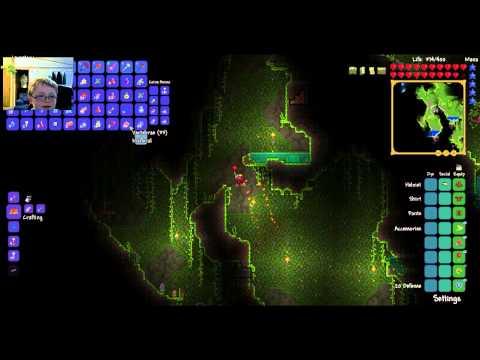Terraria | Raw And Uncut : Episode 23 | Farming Stingers And Jungle Spores