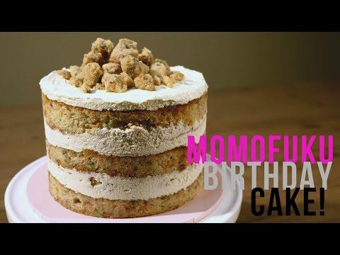 How to make the Momofuku Milk Bar Birthday Cake - Bake Bites