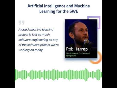 Artificial Intelligence and Machine Learning for the SWE