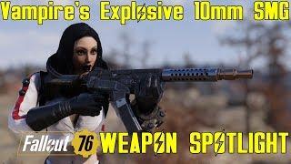 Fallout 76: Weapon Spotlights: Explosive Assault Rifle - PakVim net