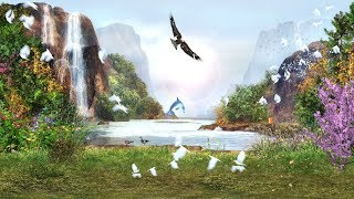 """Peaceful Music, Relaxing Music, Instrumental Music """"Enchanted Nature"""" by Tim Janis"""