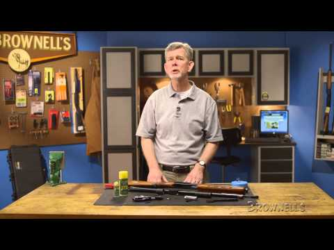 Remington 1100/1187 Firearm Maintenance Series: Part 3 Lubrication