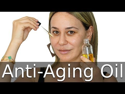 DIY Anti Aging Face Oil - Take Years Off Your Face!