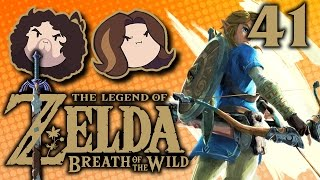 Breath of the Wild: Fish People - PART 41 - Game Grumps