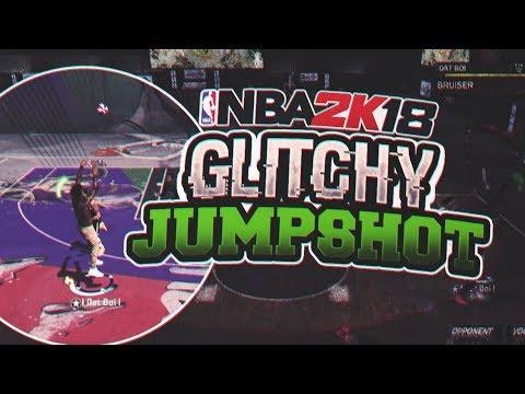 MY OLD GLITCHY JUMPSHOT IS GREEN AGAIN - 100% GREEN JUMPSHOT - NBA 2K18