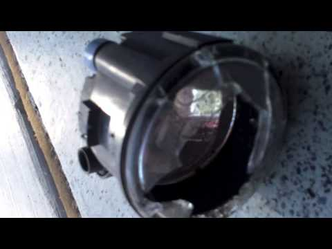 EASY Replacement fog light Nissan Rogue √