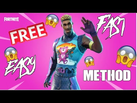 HOW TO GET BRITE GUNNER SKIN FOR FREE (FREE EASY FAST METHOD)