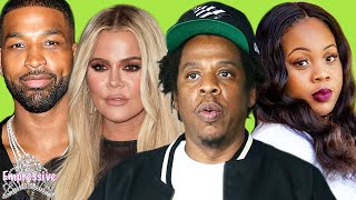 Jay-Z allegedly has a secret daughter?!   Khloe Kardashian desperate for another baby with Tristan
