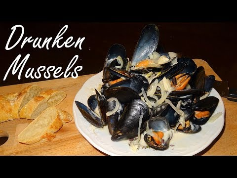 How to Cook Mussels - The Best Mussels Recipe