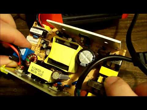 Projecta pro-charge PC400 battery charger repair