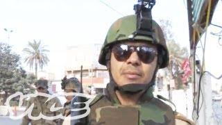 In Saddam