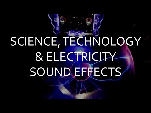 Polarity - brilliant science, technology & electricity sound effects