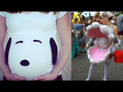 Halloween Costumes For Pregnant Women 2017