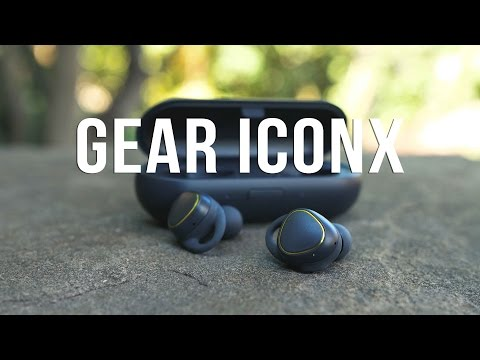 Samsung Gear IconX Review: Truly Wireless Earbuds But Don't Buy Them!