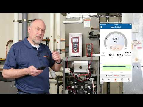 Introducing the iDVM 510 Wireless Multimeter Powered by the Supco® Techlink™ App