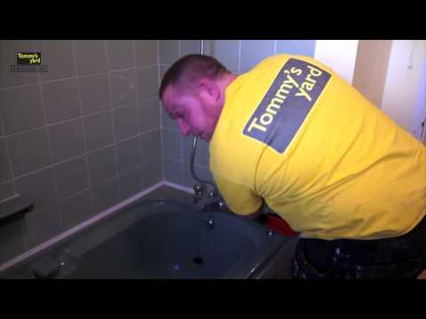 Tommy's Yard How to change a bath tap washer