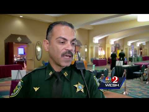 Orange County Sheriff's Captain awaits flight to get to family in Puerto Rico