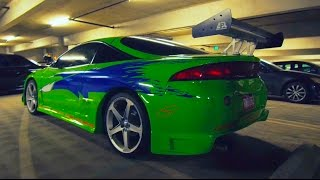 The Fast and Furious in Real Life- LA Car Culture the Series