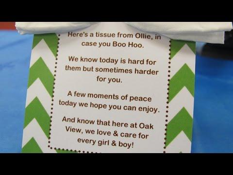 2015-16 BooHoo Breakfast at Oak View Elementary
