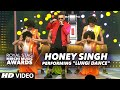 Honey Singh Energetic Performance On Lungi Dance At The Roya