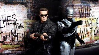 Robocop vs Terminator: Secret Wars Trailer (ABANDOED PROJECT)