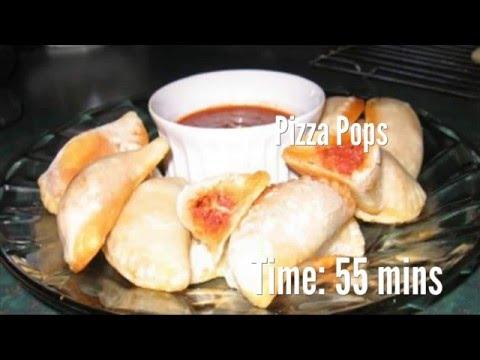 Pizza Pops Recipe