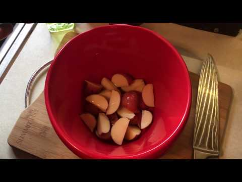 Air Fryer Rosemary Roasted Red Potatoes