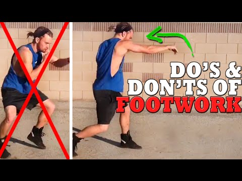 Boxing Footwork: Essential DO's and DON'Ts!