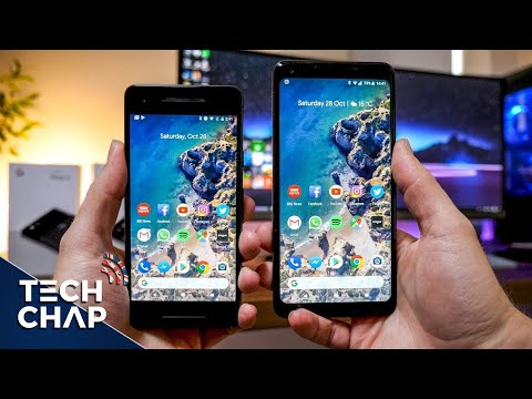 Google Pixel 2 XL Screen Problems (and fix!) | The Tech Chap