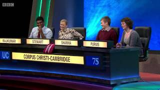 Download University Challenge S44E13 Corpus Christi - Cambridge vs York Video