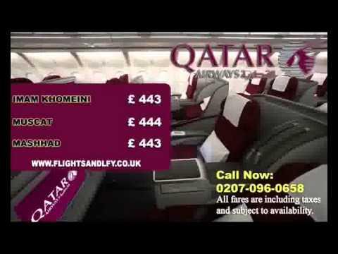 good Cheap Flights with Qatar Airways 2014
