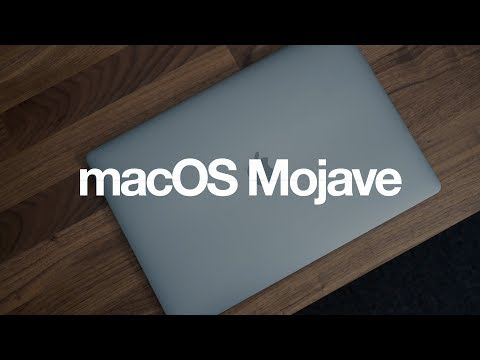 Hands on with macOS Mojave