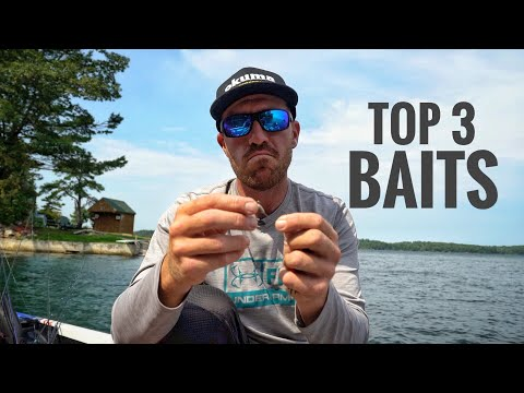 Top 3 Finesse Baits - How to Fish and Rig