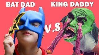BatDad Vines vs KingDaddy Vines (W/Titles) Funny Compilation September 2017 - Vine Age✔