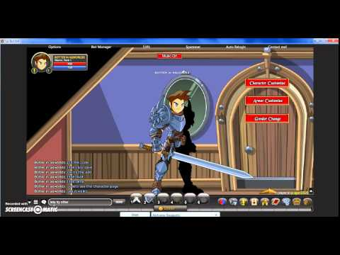 =AQWorlds=Working hack badge 100% using le bot 8.4