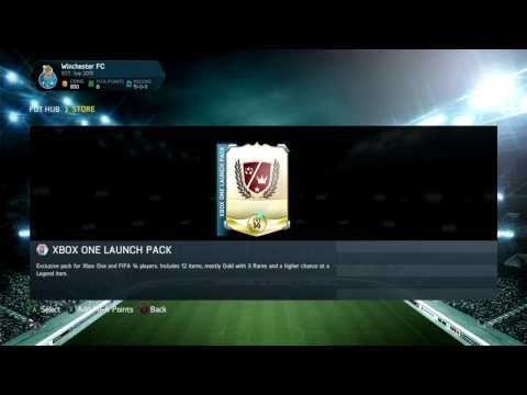 SGS: FIFA 14 Redeeming the Free Gold Pack