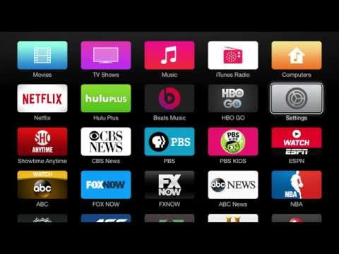 How to Connect Your Apple TV to the Internet