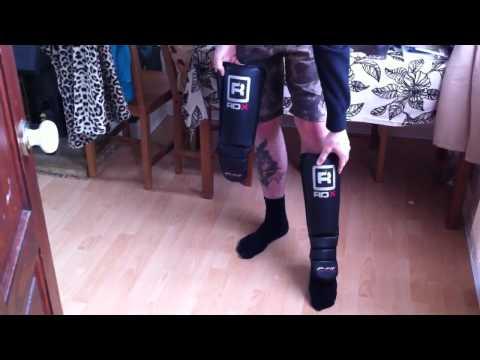 RDX Shin & Instep Guards Review
