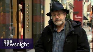 Russian oligarch Oleg Deripaska & his links to British politicians - BBC Newsnight