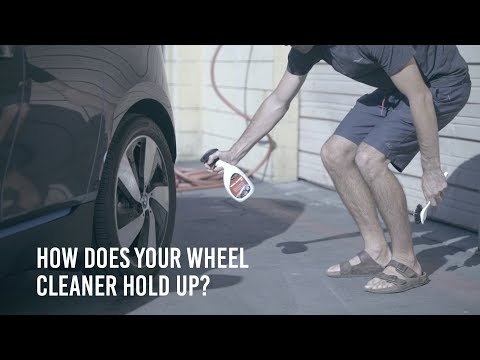 Ultima Wheel Cleaner Gel: Longer Lasting Protection For All Car Wheel Types