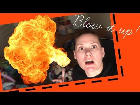 I feel like blowing it up!!