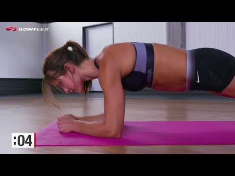 The Three Minute TV Commercial Core Workout